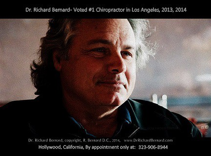 Richard Bernard Hollywood Sentinel 2014