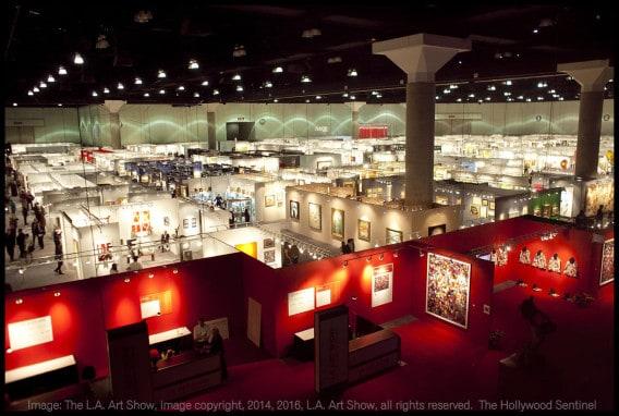 LA Art Show image 2014, 2016