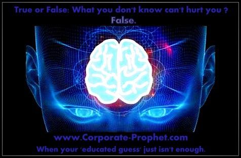 Corporate Prophet Ad