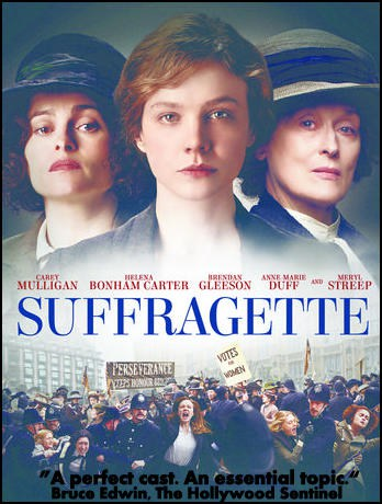 Suffragette, hollywood sentinel