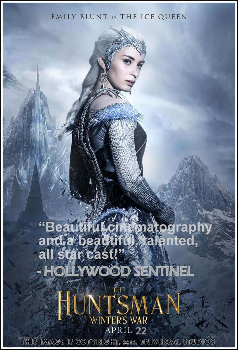 The Huntsman Hollywood Sentinel